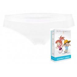 Białe majtki dla dziewczynki termoaktywne Brubeck HI10140