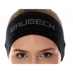 Opaska potówka termoaktywna Brubeck BD10050 czarna