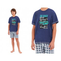 Piżama dla nastolatka chłopiec 158 cm Taro Franek 389