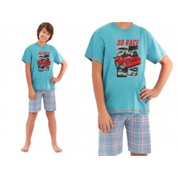 Piżama dla nastolatka wzrost 146 cm Taro Franek