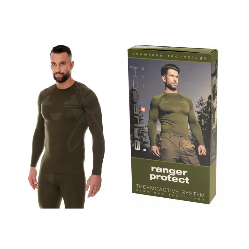 Bluza termiczna wojskowa Brubeck Ranger Protect XL