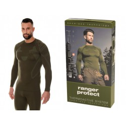 Bluza termoaktywna militarna myśliwska Brubeck 3XL