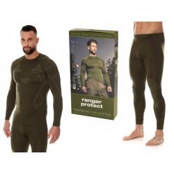 Bielizna termiczna dla żołnierzy Brubeck Ranger komplet