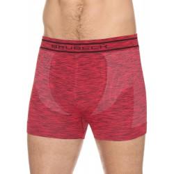 Nieocierające bokserki męskie Brubeck BX10780 czerwone