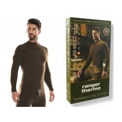 Bluza termiczna wojskowa dla leśników Brubeck Thermo S-ka
