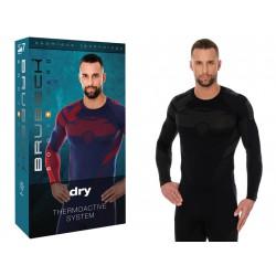 Sportowa koszulka termoaktywna z długim rękawem DRY LS13080