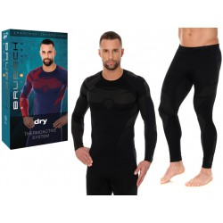 Brubeck DRY Odzież termiczna komplet męski XL