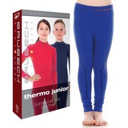 Legginsy termoaktywne dla dziewczynki 128 134 cm Brubeck
